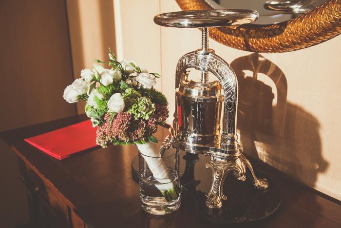 Wedding in Everest Restaurant
