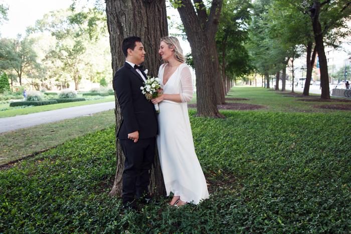 Grant Park Wedding Photos