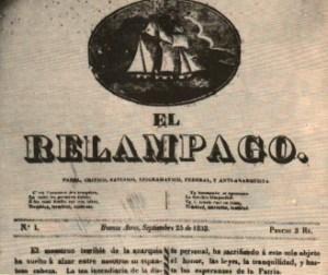 «El Relámpago»