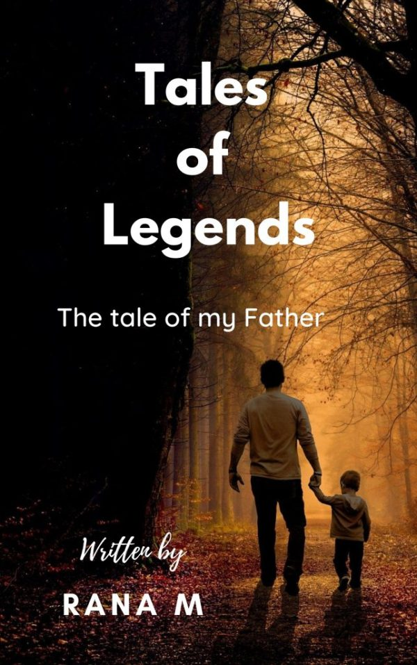 Book about father | Tales of legends | Books about parents | Father