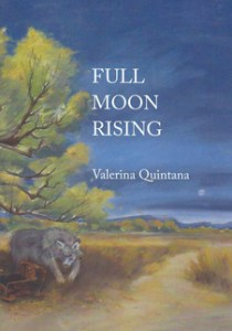 Full Moon Rising Cover Valerina Quintana