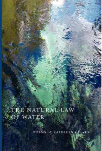 The Natural Laws of Water Cover by Kathleen Culver cropped