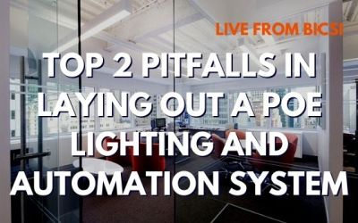 Top 2 Pitfalls in Laying Out a PoE Lighting and Automation System