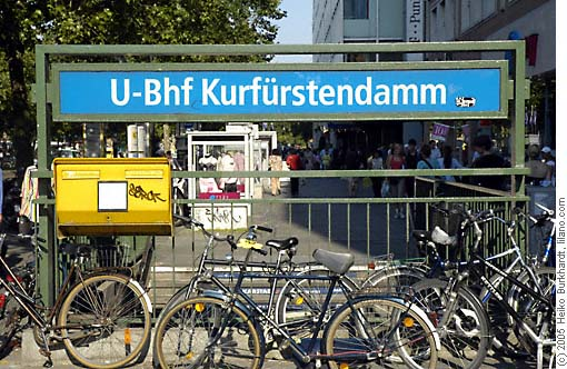 Traseul berlinez al literaturii romane- 15. Kurfürstendamm