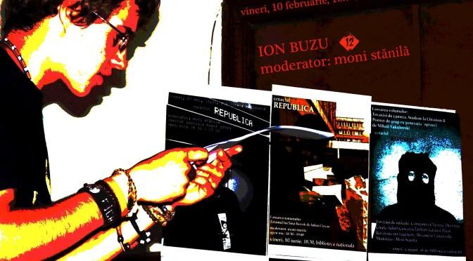 Ion Buzu la Republica