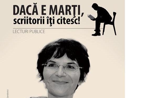Ioana Pârvulescu este scriitorul cititor de Sf Ion la Humanitas Cişmigiu