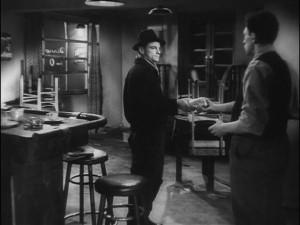 Tarkovsky school film from 1958