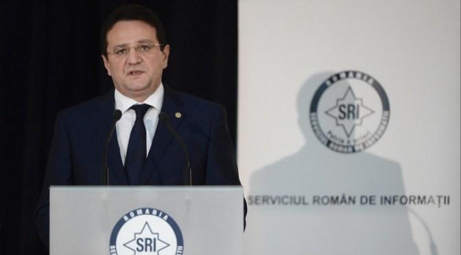 Romania literara gazduieste PR pentru șeful SRI