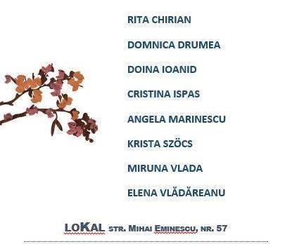 BEST WOMEN POETRY ACT, joi, Bucureşti, str. Mihai Eminescu nr. 57