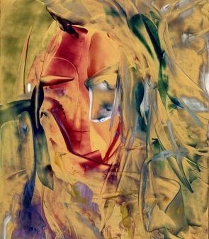 Portrait of Gabriel (detail) - Natalie Dekel, Oct 2009