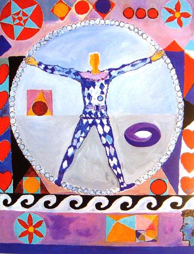Paul Hartal - Meditation, 2000