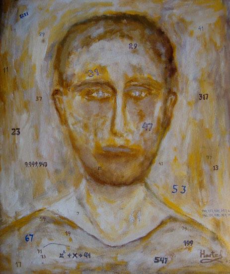 Paul Hartal - Prime Numbers, 2003