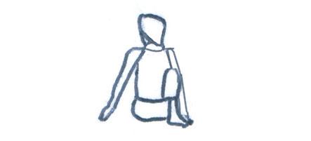 Yoga twist poses - Natalie Dekel