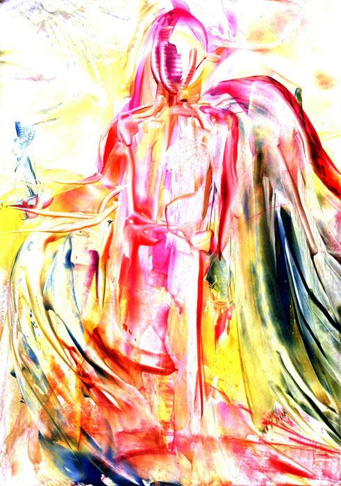 Angel GabriEl - by Natalie Dekel, July 2011.