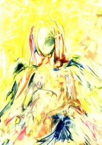 Angel YofiEl - by Natalie Dekel, June 2011.