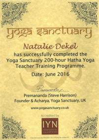 natalie-yoga-teacher-certificate-2016