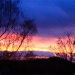 Photo of sun rise. Sun rise 2 - by Gil Dekel