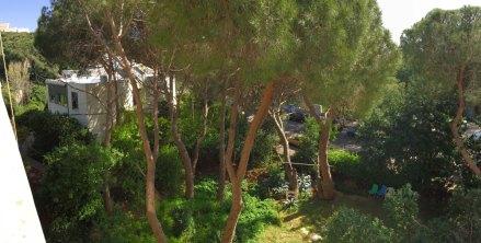 Typical view from the window. Haifa, Israel. (Photo: Gil Dekel, 2019).