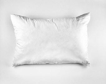 angel hair fiber pillow insert 20 x 30