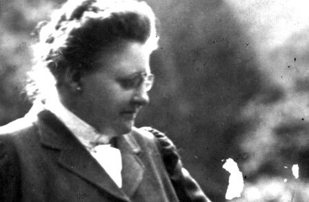 Photo of Amy Lowell