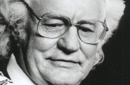 picture of Robert Bly from Poetry Foundation