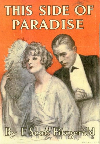 Image result for this side of paradise f scott fitzgerald