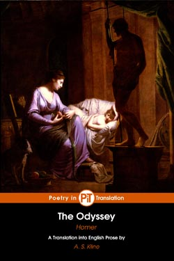 Homer  c 750 BC    The Odyssey  In translation  Homer   The Odyssey   Cover