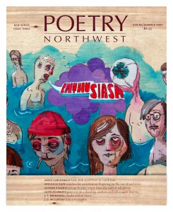 Poetry Northwest Issue Seven cover