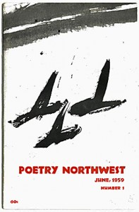 Poetry Northwest - June 1959