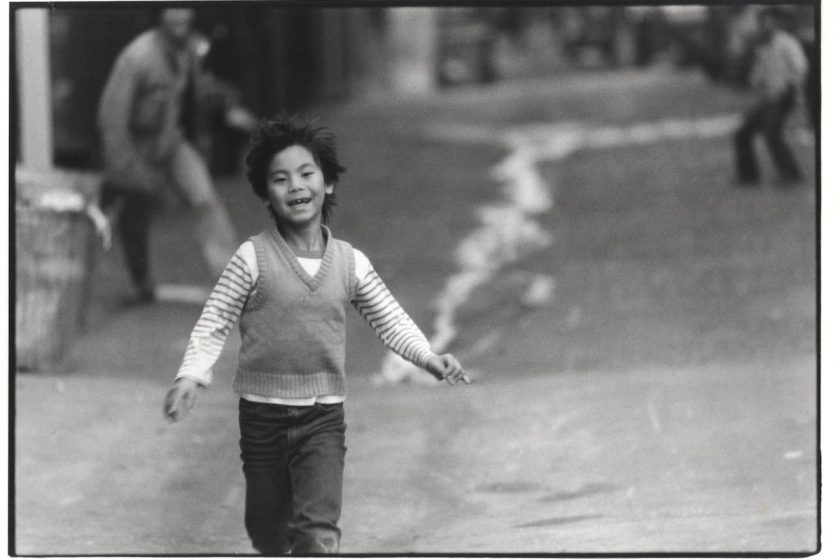 Canton Alley running 1983-2