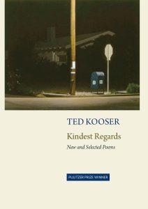 Book cover of Ted Kooser's Kindest Regards