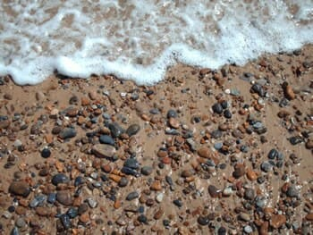 Pebbles of the sea
