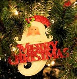 Merry Christmas - The Season