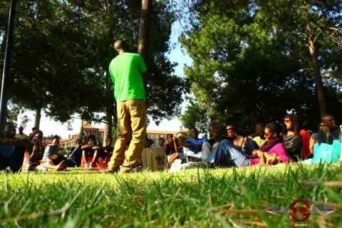 Unisa Poetry Society Invasion By Lerato-Rato T Kuzwayo