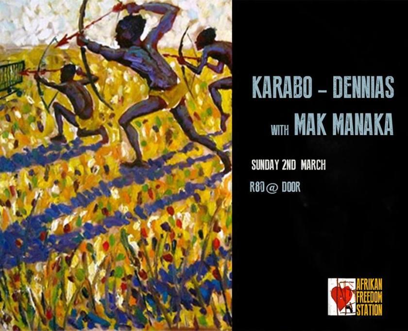 Karabo-Dennias le Manaka