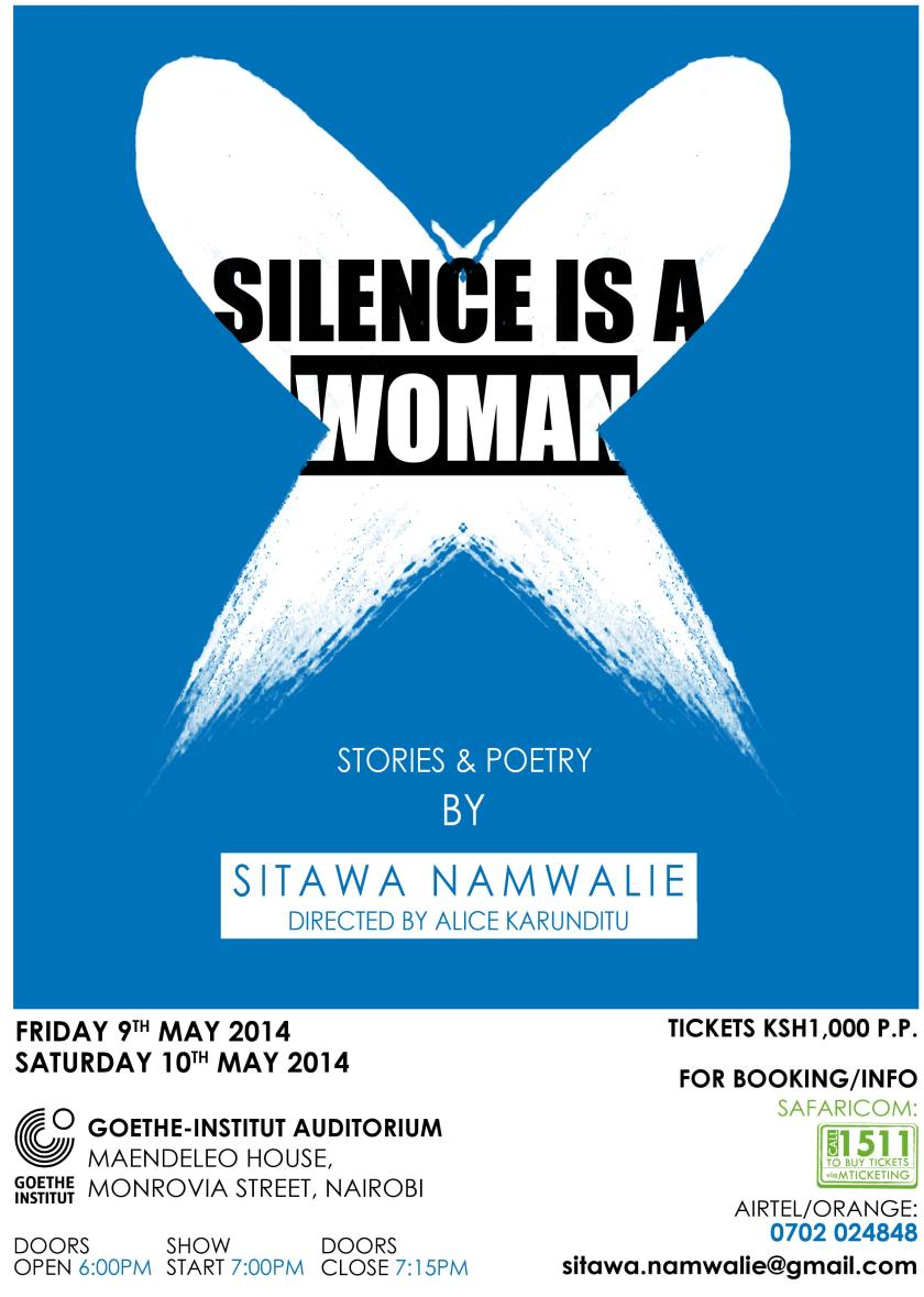 Silence is a Woman (2) E-poster