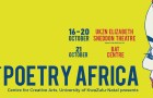 Participants Announcement :21st Poetry Africa International Festival
