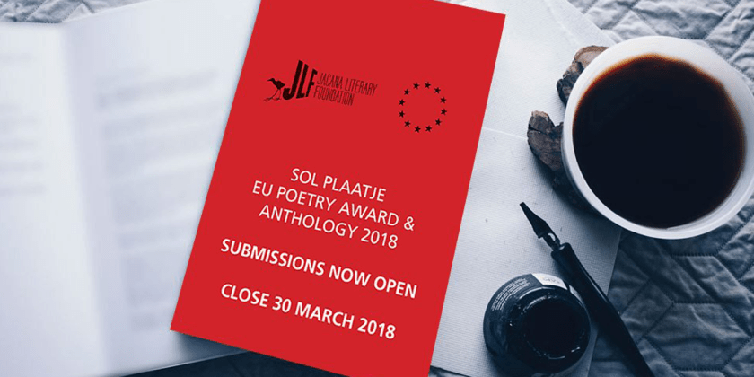 THE 2018 SOL PLAATJE EU POETRY AWARD & ANTHOLOGY