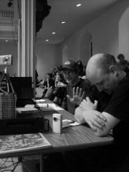 David Vogen, Jim Behrle (c) Greg Fuchs, 2011