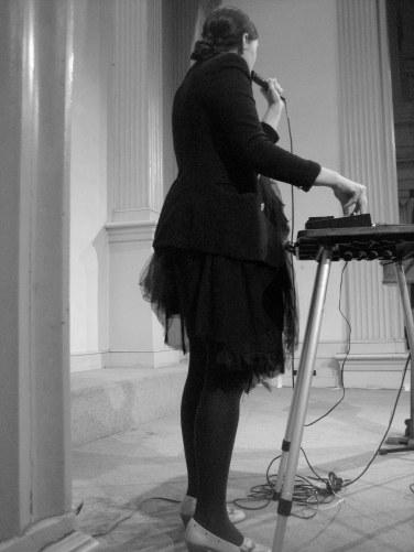 Julianna Barwick (c) Greg Fuchs, 2011