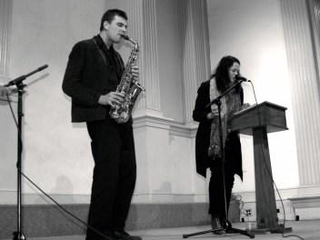 Devin Waldman & Anne Waldman