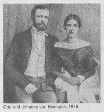 Bismarck and Johanna