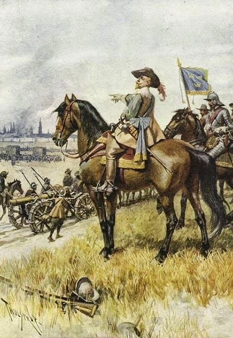 Gustavus-Adolphus