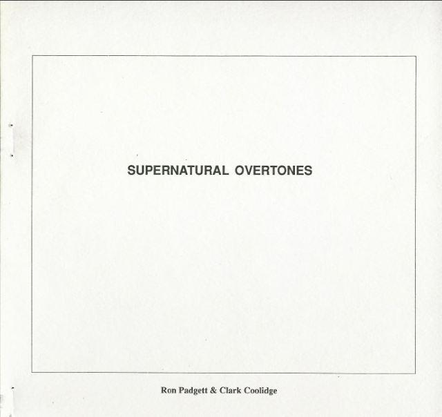 Supernatural Overtones