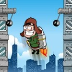 Swink Jetpack Game