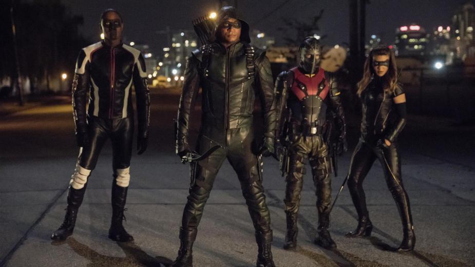 Image result for arrow season 6