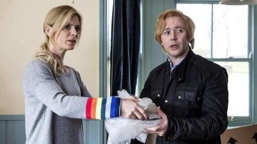 Image result for inside no 9 And The Winner Is…