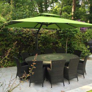 cantilever umbrella colour gallery