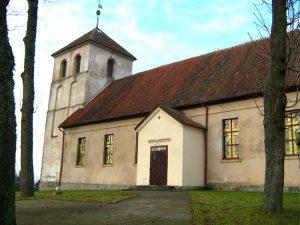 Kościół w Żabinie
