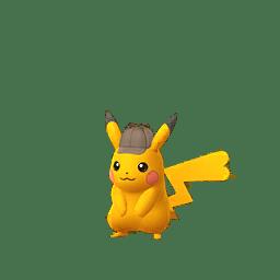 Pikachu con il berretto da Detective